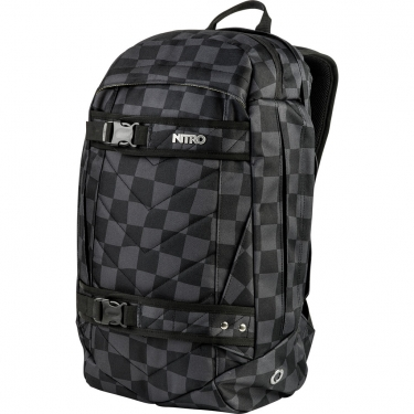 Nitro Aerial Bag Black Checker