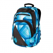 nitro School Pack Stash geo ocean