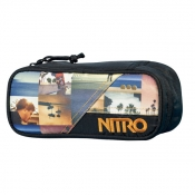Nitro Pencil Case Stiftebox california
