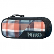 Nitro Pencil Case Stiftebox meltwater plaid