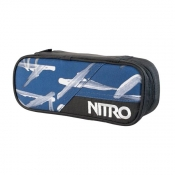 Nitro Pencil Case Stiftebox smear midnight