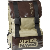 Rucksack CAMPUS UPSIDE DOWN brown/beige