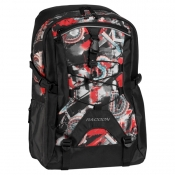 Rucksack CITY OVERTURE MORNING black