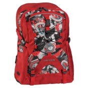Rucksack CITY OVERTURE MORNING red