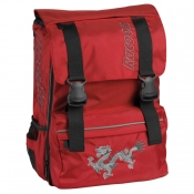 Rucksack CAMPUS DRAGON red