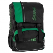 Rucksack SCHOOL MOONWALK black/green