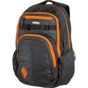 Nitro Travel Pack Chase Blur Orange Trims